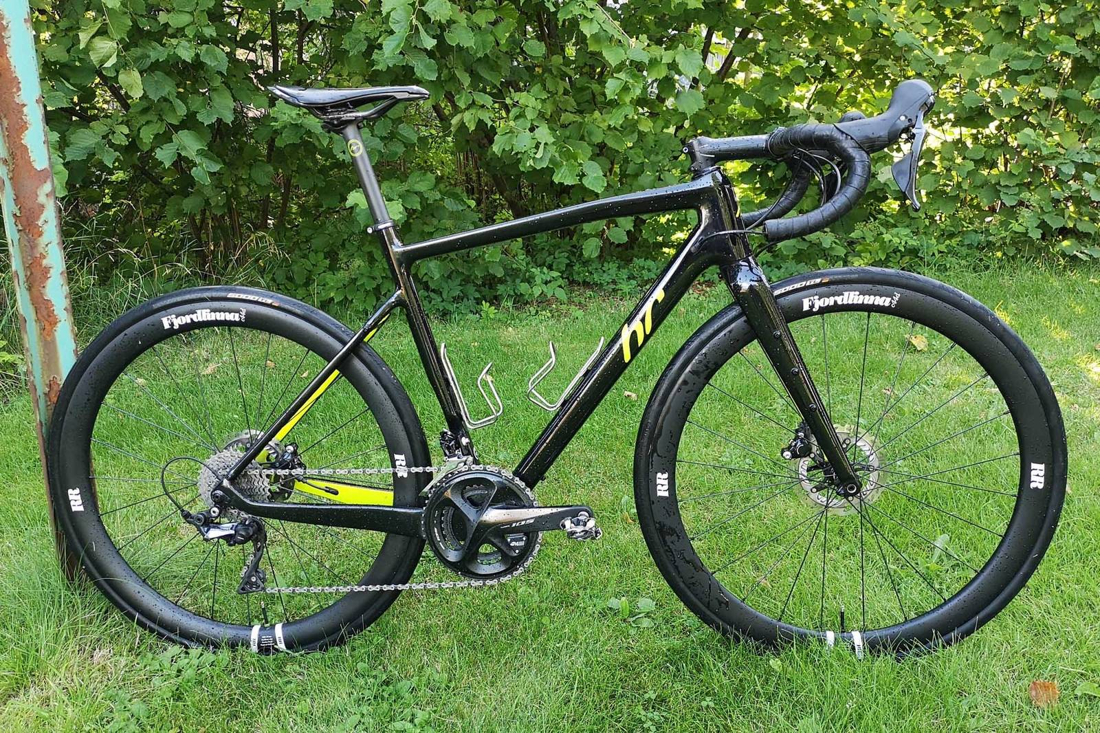fredrik haraldseth hard rocx sykkel