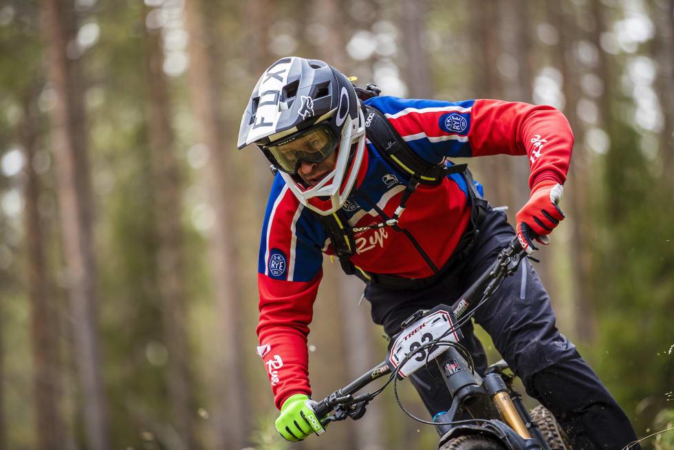 Fredrik Lingvall. Foto: Pål Westgaard