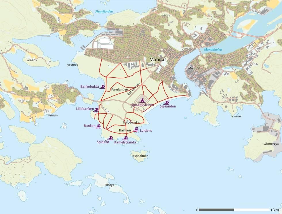 Furulunden-Mandal-Kart
