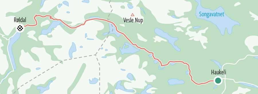 Gamle-Haukeliveg-landevei-kart