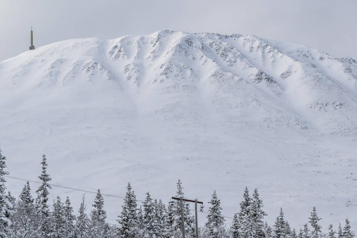 FJELLET: Gaustatoppen har ved flere anledninger blitt kåret til Norges vakreste fjell. Bilde: Øyvind Waitz