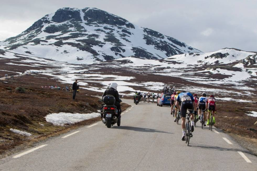gaustatoppen ladies tour of norway battle of the north 2022