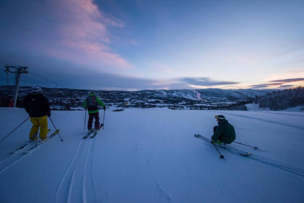 geilo skikjøring freeride snowboard alpint skigeilo ski
