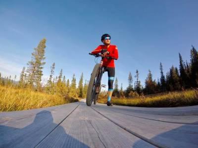 geir tonny brovold sykler i geiranger