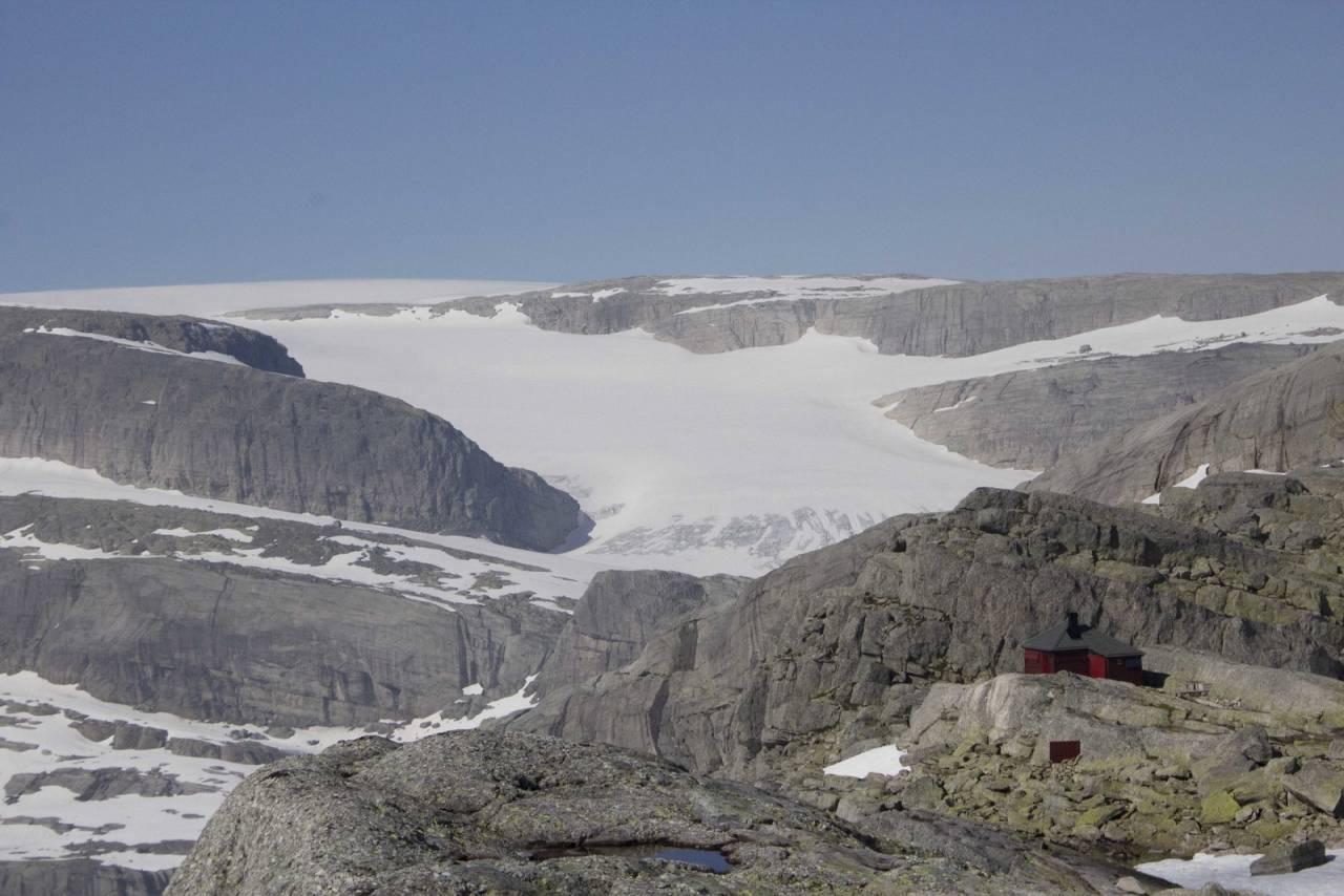 gjegnabu Ålfotbreen