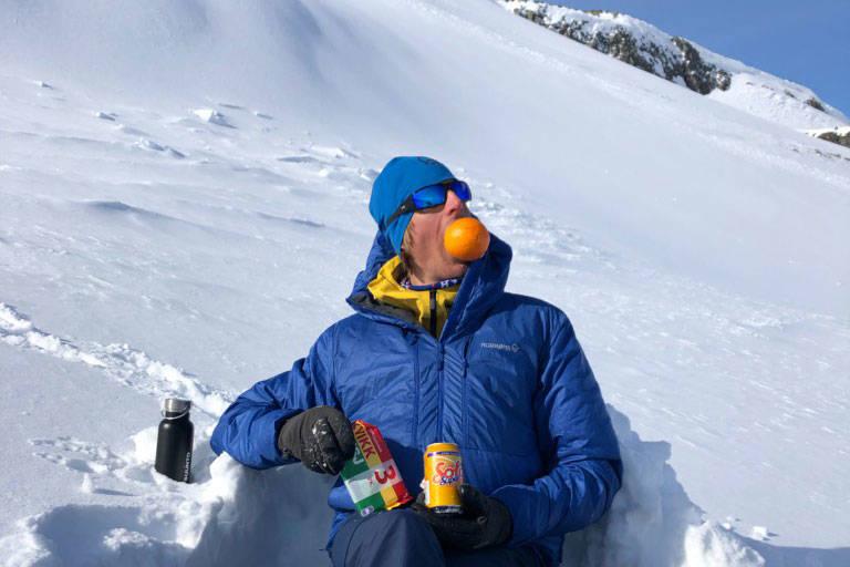 Gjermund Nordskar paaske solo kvikklunsj