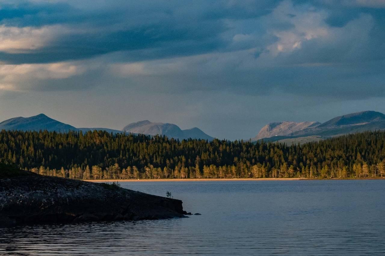 gjevsjøen