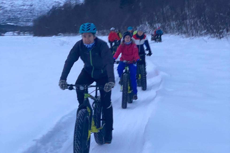 Global Fatbike Day 2019 Alta