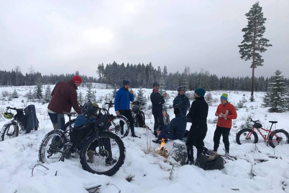 Global Fatbike Day 2019 Elverum