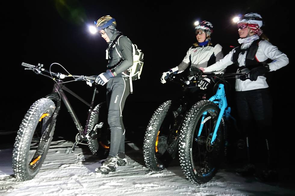 Global Fatbike Day 2019 Geilo