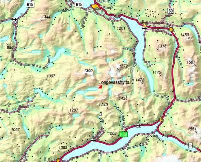 Gloppen-Kandalen-topptur-kart