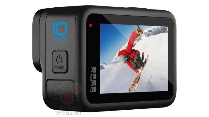 Sannsynligvis er de fleste nyhetene på innsiden av nye GoPro Hero10. Bilde: Winfuture.de