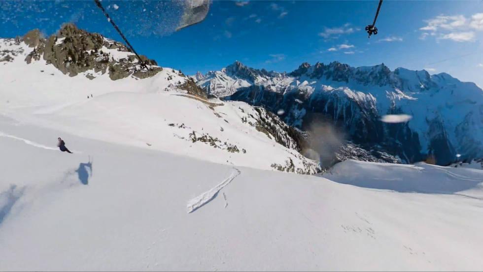 Alltid rett horisont på GoPro Max