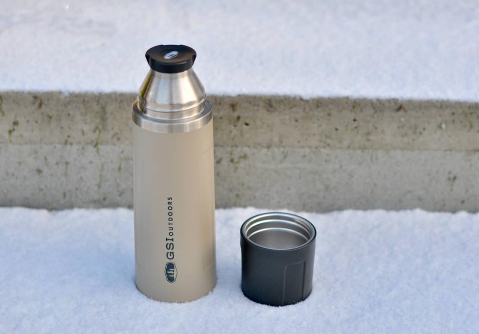 GSI Glacier 1 liter vacuum bottle
