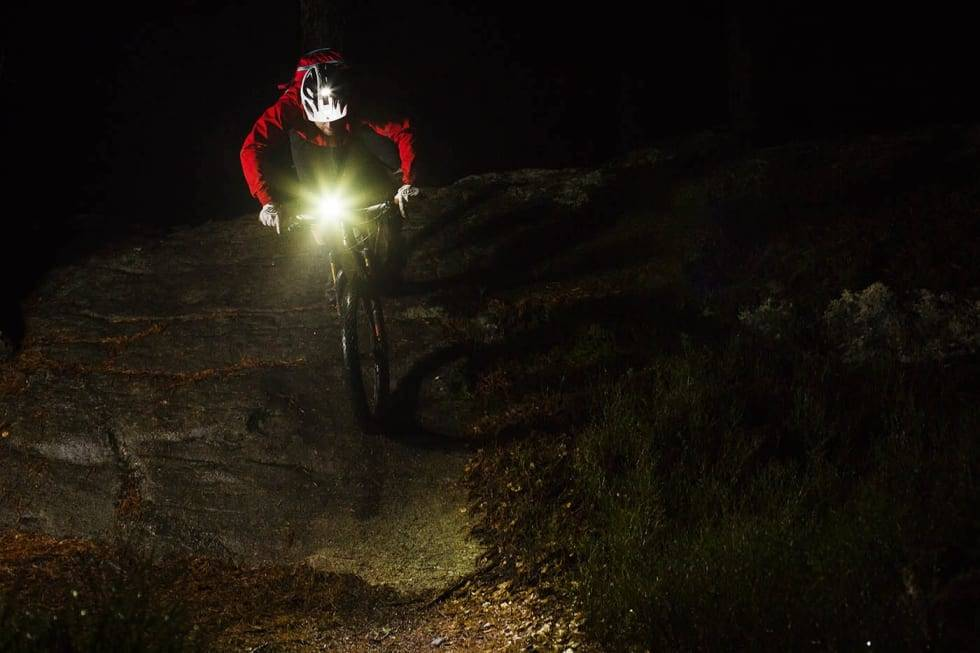 tips lys sykkel