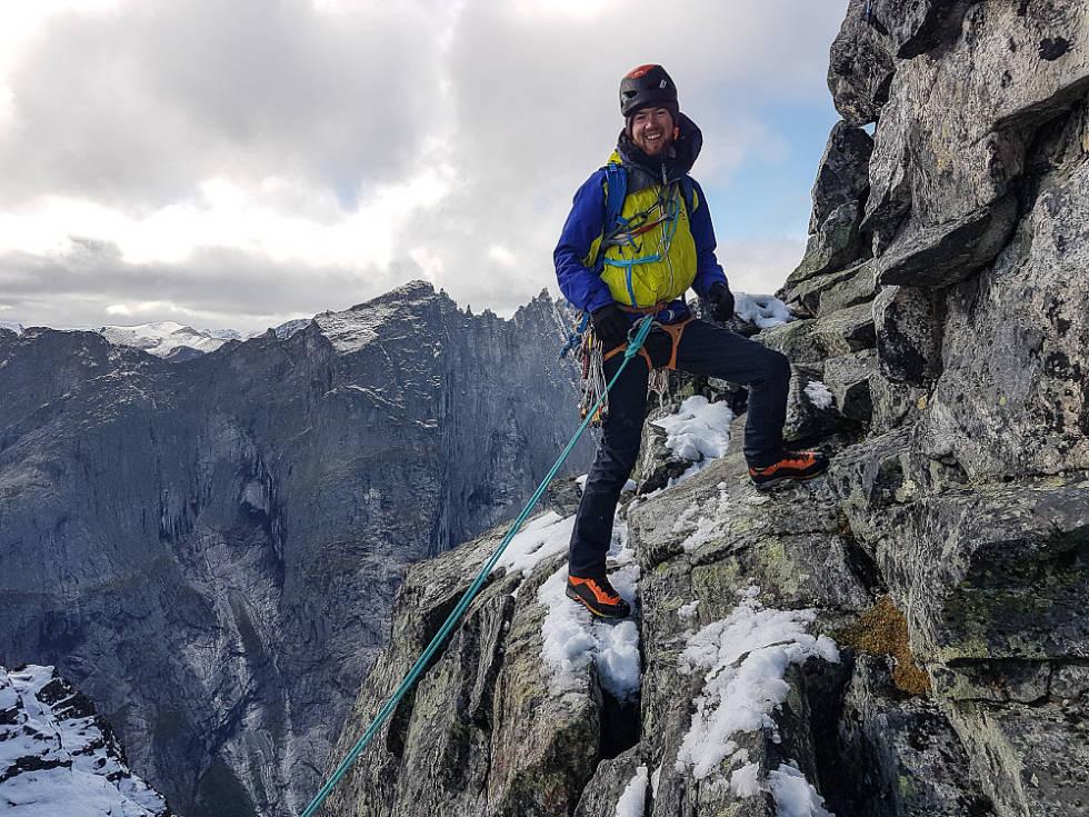 Romsdalen, Håkon Wegge