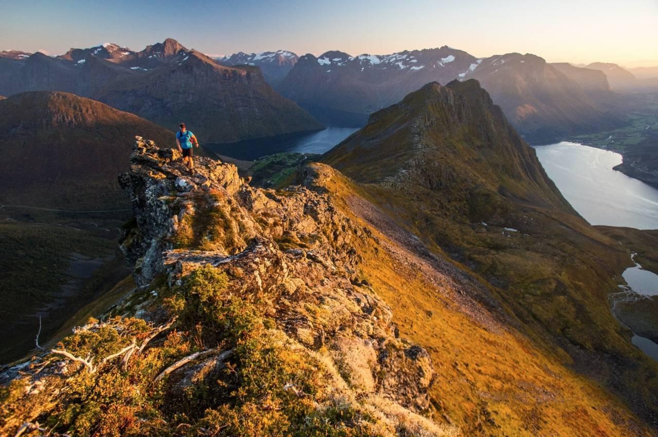 fjelløping sunnmøre