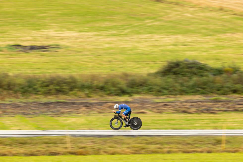 Hans Christian Tungesvik rekord på 200km TT