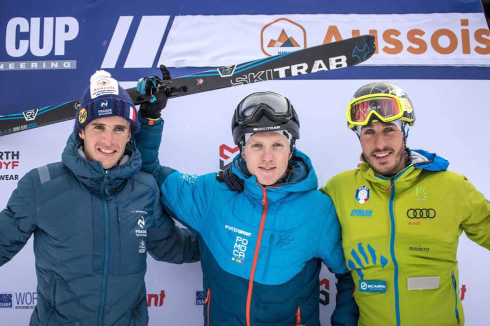 Hans-Inge Klette sprint verdenscup randonee