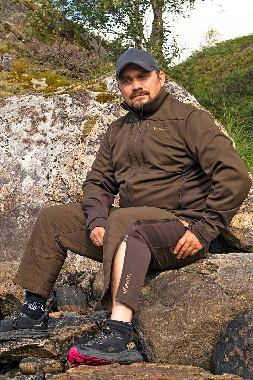 Härkila Mountain Hunter Pro mellomplagg