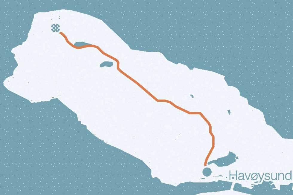 havoysund-kart