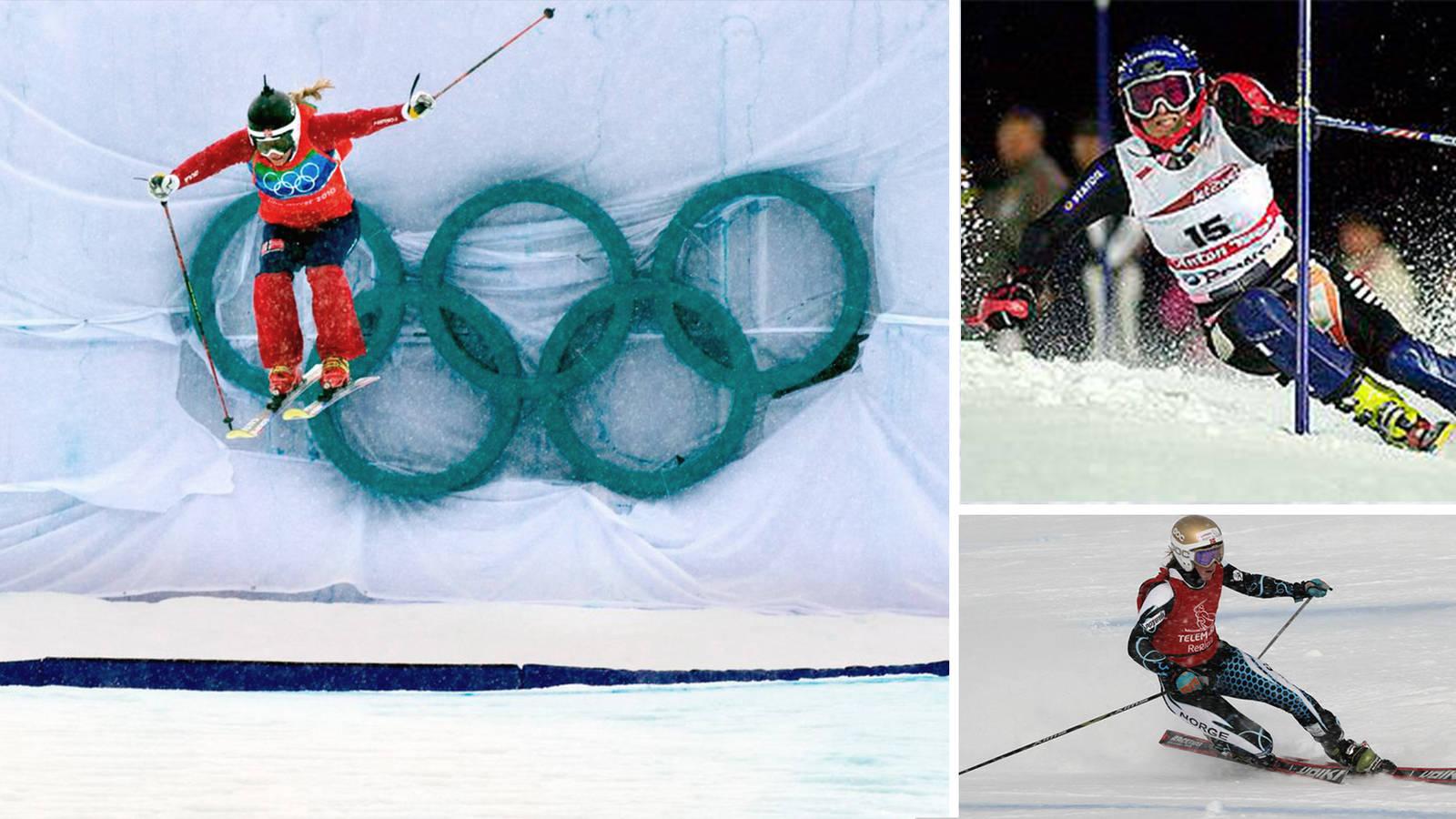HEDDA BERNTSEN: Verdensmester i telemark, VM-bronse i slalåm, OL-sølv i skicross - blant annet