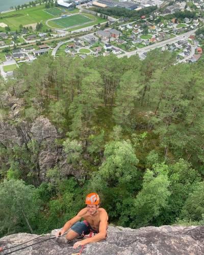 klatring Romsdal