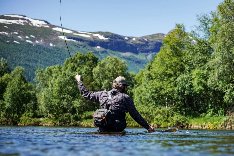 Hemsedal-fisking