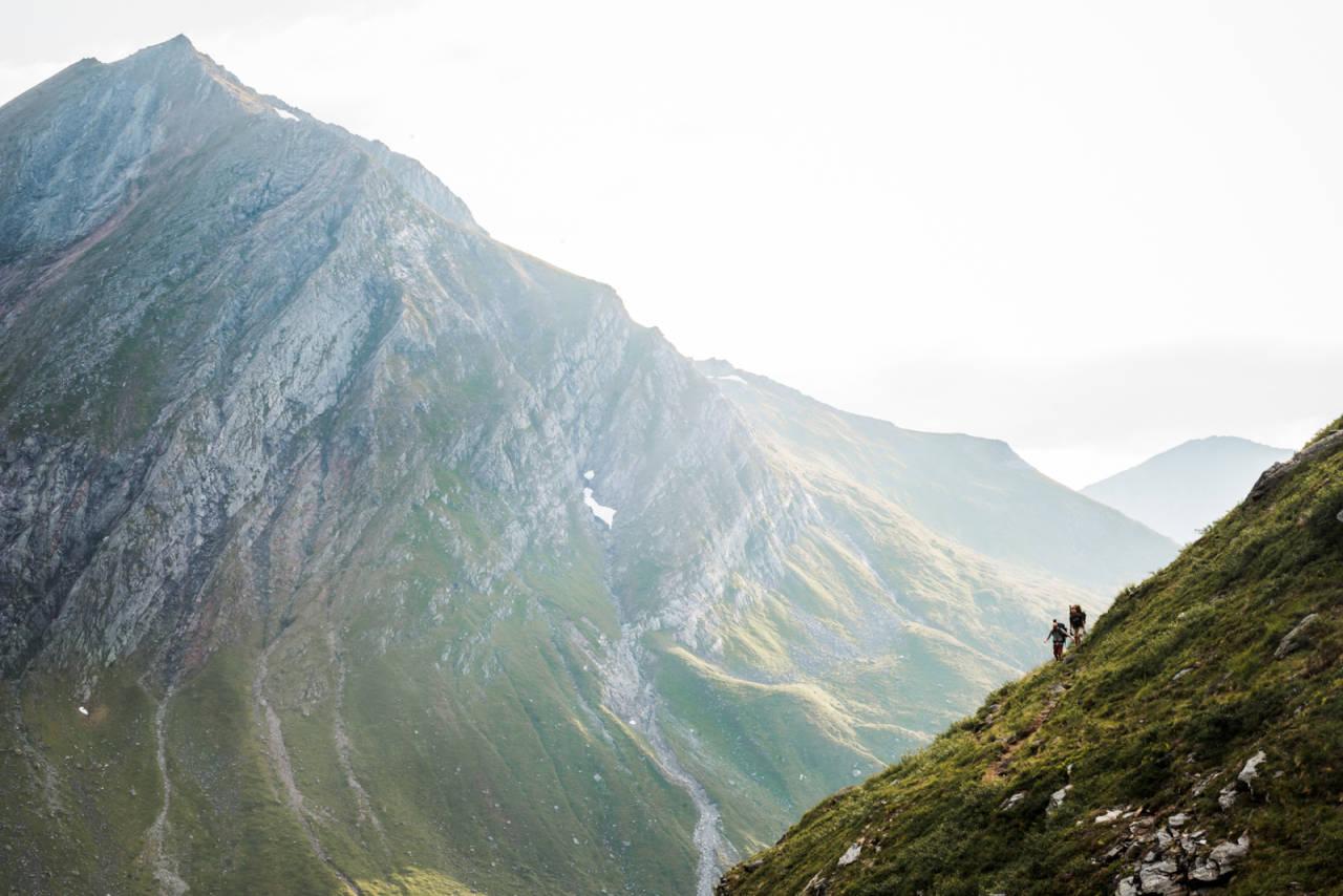 fjelltur i norge