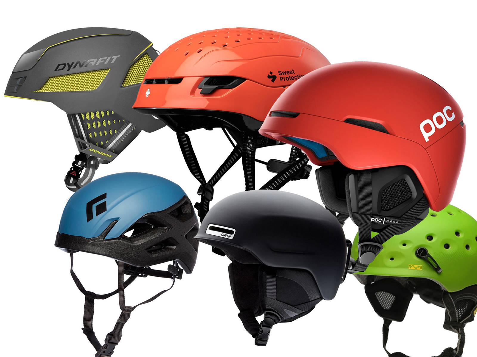 HVA PRIORITERER DU? Hva er viktigst for deg? Komfort, vekt eller sikkerhet? De beste hjelmene tar deg langt på alle punkter.