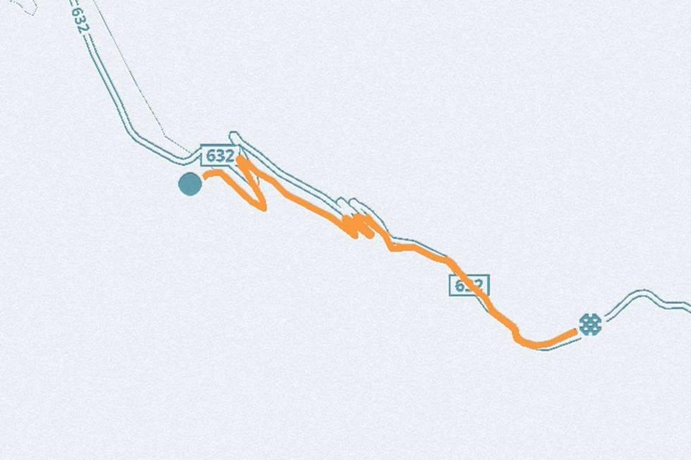 Hoddevik-kart