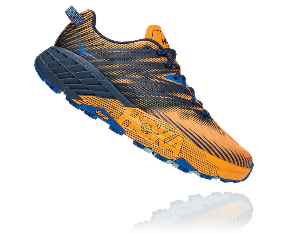 Hoka One One Speedgoat 4 trail running sko