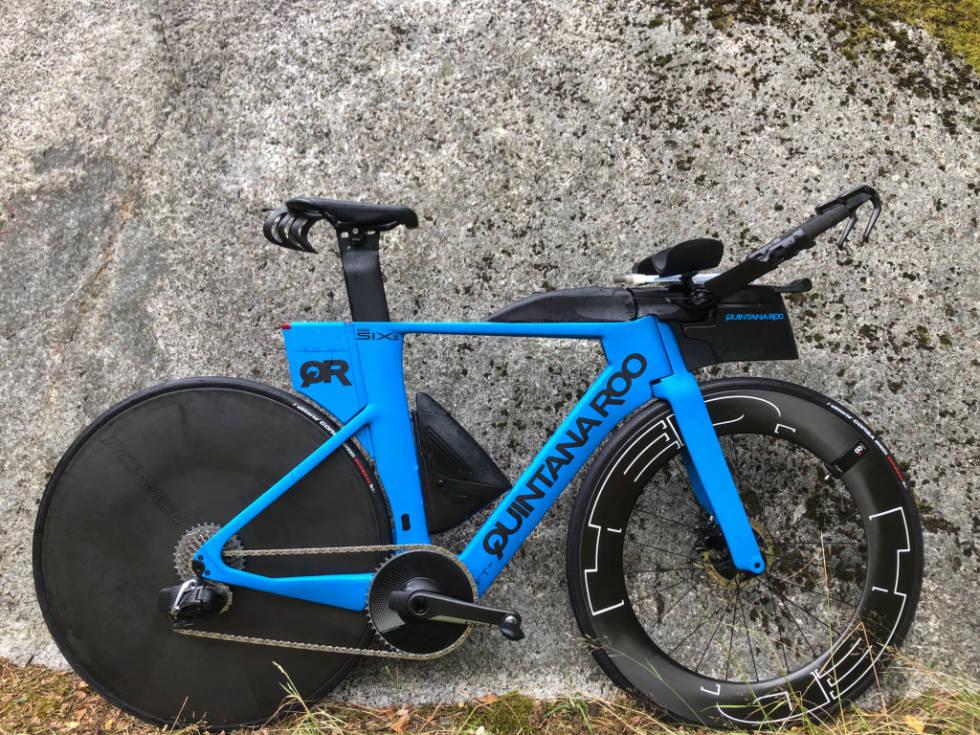 Allan Hovda sykkel rekord