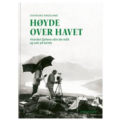 boka Høyde over havet av Sveinung engeland