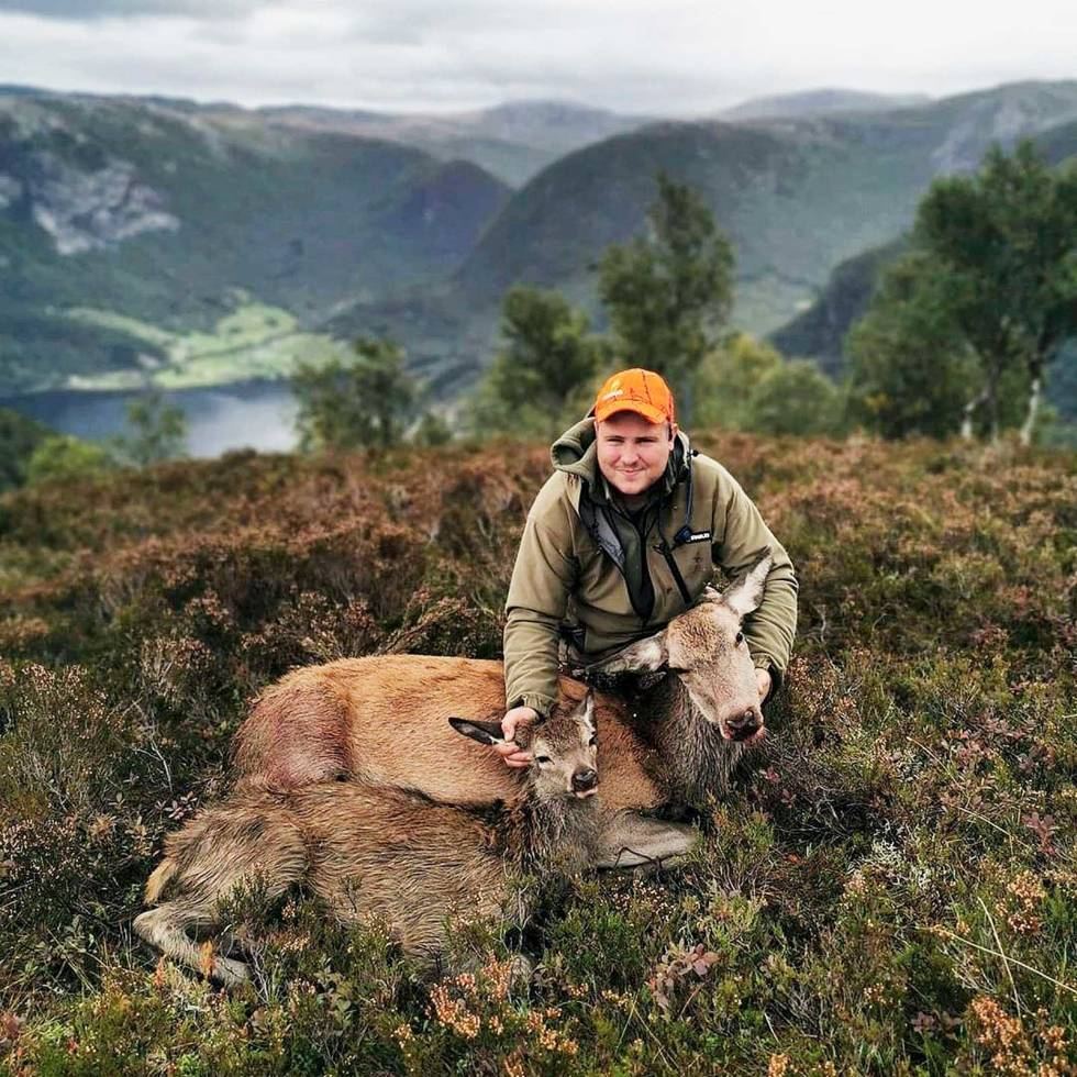 hunting-norwegen