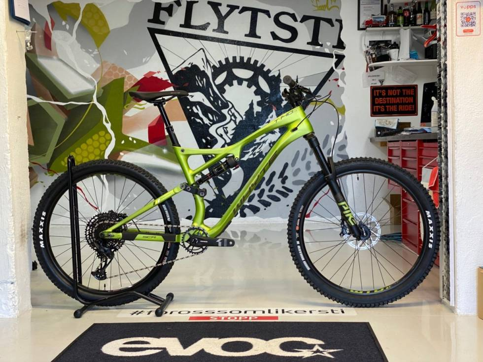 Whyte T140 CR