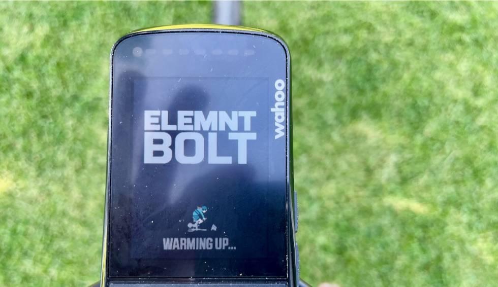 Wahoo Elemnt Bolt V2
