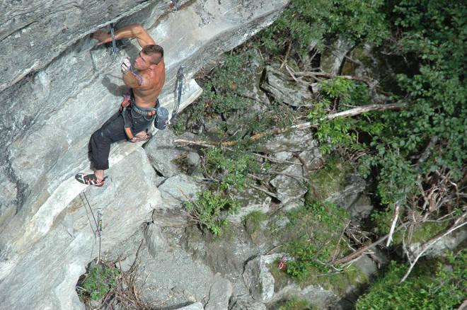ishoel Oppdal klatring