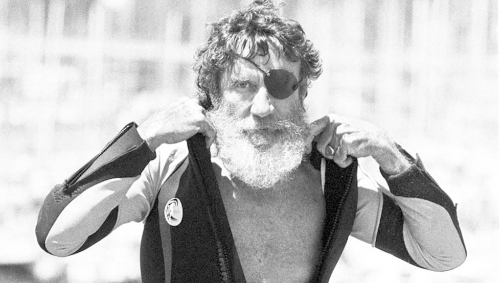 Jack O´Neill - founder of the wetsuit