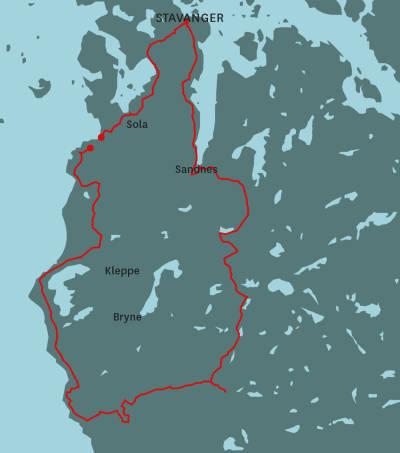 Jæren-Landevei-Norges-flotteste-Kart