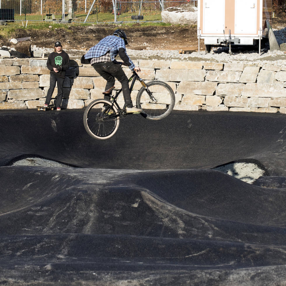 Pumptrack Jørpeland