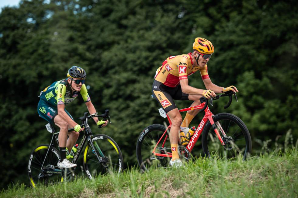 jonas iversby hvideberg, uno-x pro cycling, team dsm