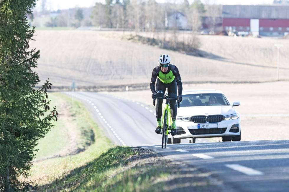 jonas orset sykler 740 kilometer på 24 timer