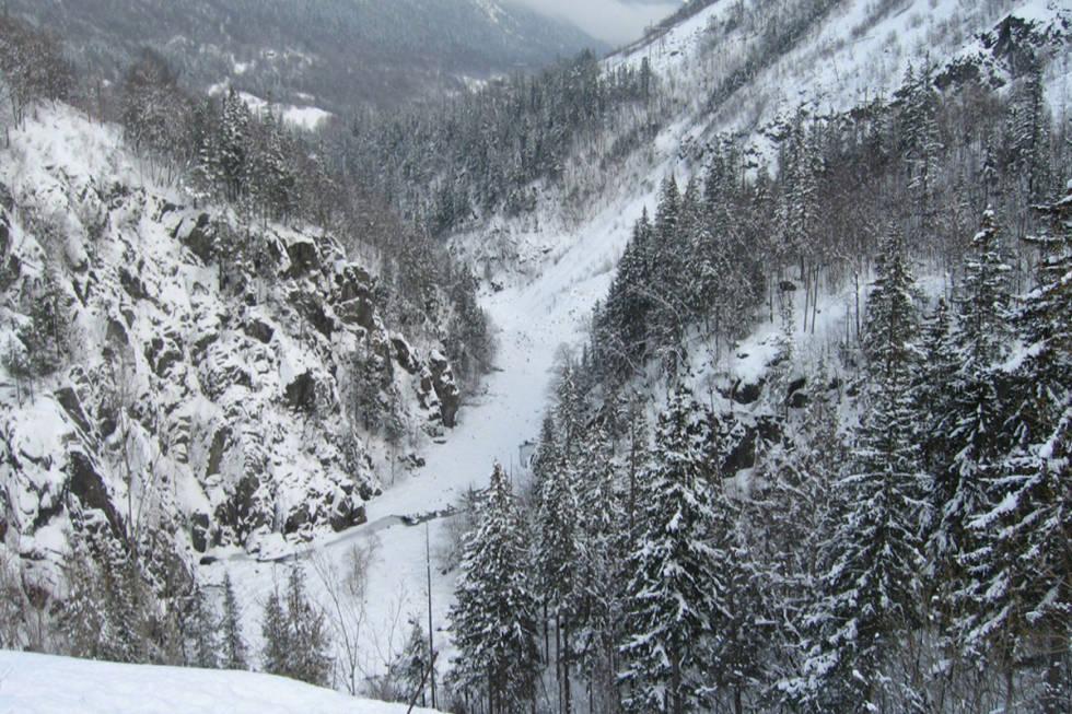 Tungvannsaksjonen Rauland Telemark Guide tur