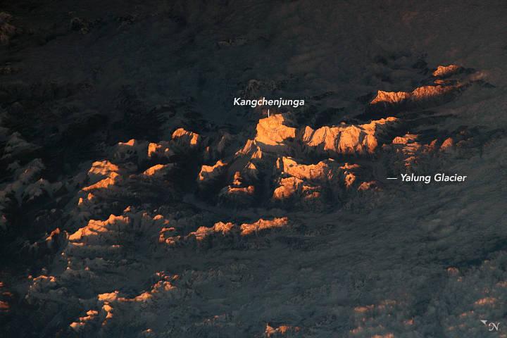 Kangchengjunga ISS