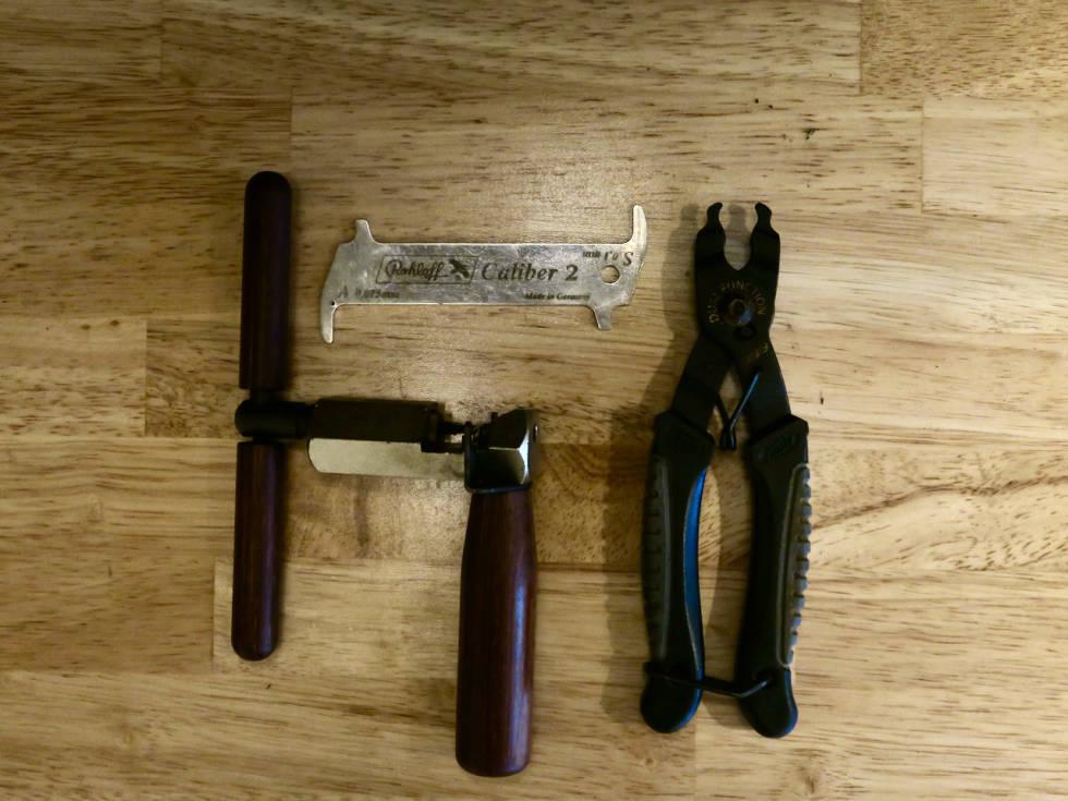 Kjedeverktøy