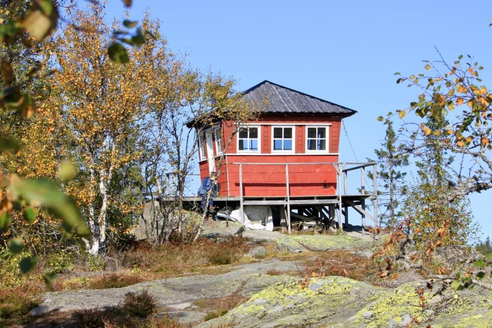 kjerkeberget nordmarka