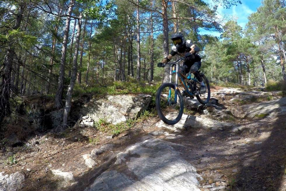 Kjerringåsen sykkelpark sesongåpning 2021