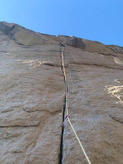 ronny Medelsvensson Jøssingfjord Profilveggen John Henry Nilssen klatring