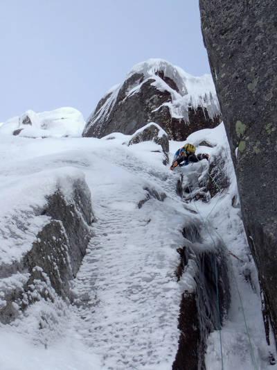 Alpinklatring Lofoten